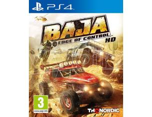 BAJA: EDGE OF CONTROL HD GUIDA/RACING - PLAYSTATION 4