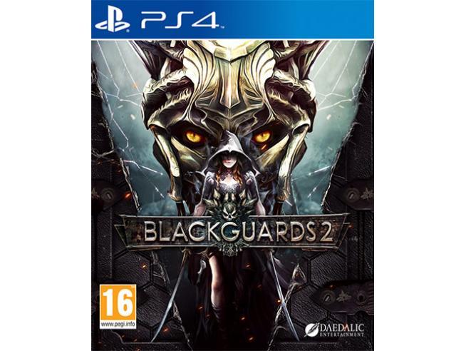 BLACKGUARDS 2 GIOCO DI RUOLO (RPG) - PLAYSTATION 4