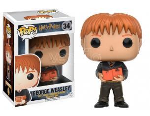 Harry Potter Funko POP Vinile Figura George Weasley 9 Cm