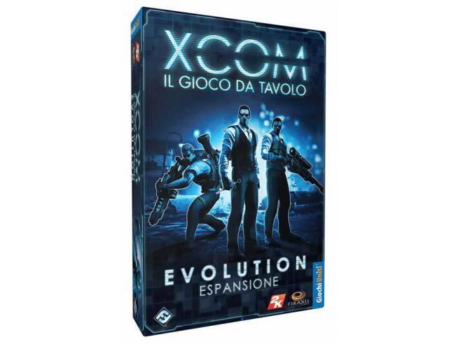 XCOM: EVOLUTION - ESPANSIONE GIOCHI DA TAVOLO TAVOLO/SOCIETA'
