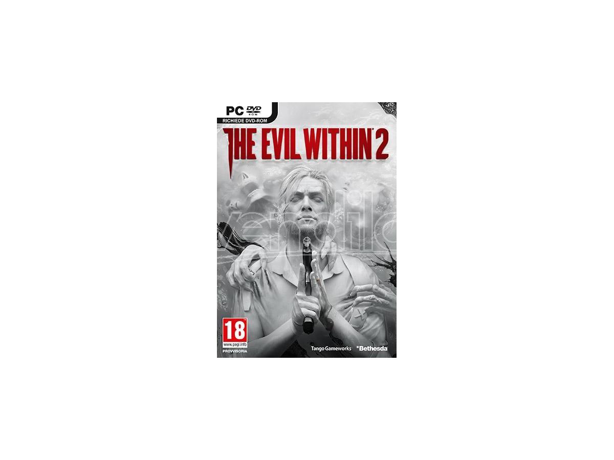 THE EVIL WITHIN 2 AZIONE - GIOCHI PC