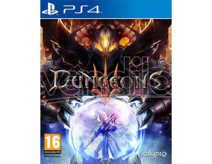 DUNGEONS 3 AZIONE - PLAYSTATION 4