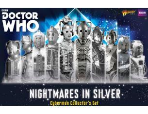 WARLORD GAMES DOCTOR WHO NIGHTMARES IN SILVER CYBERMEN GIOCO DA TAVOLO