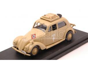 Rio RI4551 FIAT 1500 DEUTSCHE AFRIKAGORPS SERVICE 1941 1:43 Modellino
