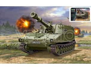 Revell RV03305 M109 G KIT 1:72 Modellino