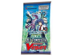 Vanguard Armata Blu Tempesta Bustoa Carte - Da Gioco/collezione
