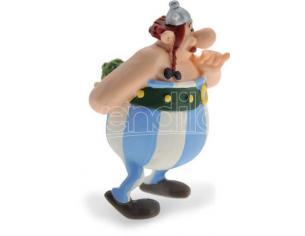 Plastoy Asterix Obelix In Love Portachiavi