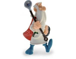 Plastoy Asterix Panoramix Portachiavi