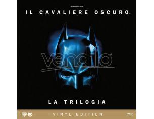 The Dark Knight Trilogy - Vinile Edition Azione Blu-ray