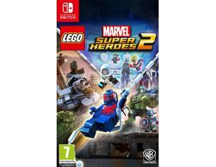 LEGO MARVEL SUPERHEROES 2 AZIONE AVVENTURA - NINTENDO SWITCH