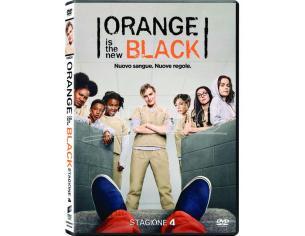 Arancione Is The New Black: Stagione 4 Serie Tv - Dvd
