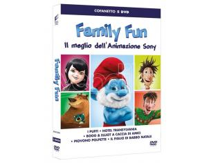 SONY ANIMATION COFANETTO (5 DISCHI) ANIMAZIONE - DVD