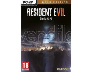 RESIDENT EVIL VII - BIOHAZARD GOLD ED. HORROR GIOCHI PC