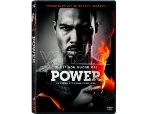 POWER: STAGIONE 3 SERIE TV - DVD