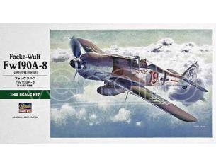 HASEGAWA 9094 FOCKE-WULF FW190A-8 1:48 KIT Modellino