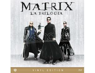 The Matrix Collection - Vinile Edition Azione Blu-ray