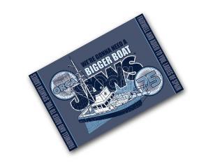 Factory Entertainment Jaws Orca Telo Mare Asciugamano