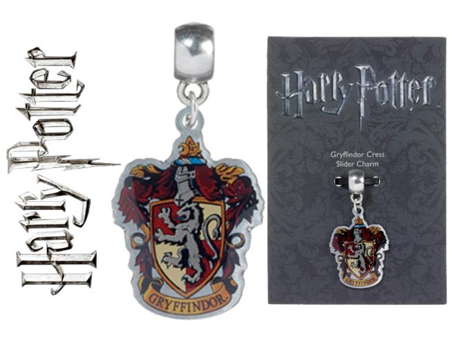 Carat Harry Potter Grifondoro Slider Ciondolo Ciondolo