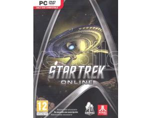 STAR TREK ONLINE STANDARD EDITION STRATEGICO - GIOCHI PC