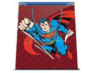 SHOPPER SUPERMAN PIC - TAGLIA L ALTRI GENERI GADGET