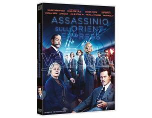 ASSASSINIO SULL'ORIENT EXPRESS THRILLER - DVD