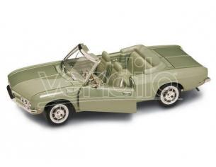Lucky Die Cast Ldc92498gn Chevrolet Corvair Monza Cabrio 1969 Metallolic Green 1:18 Modellino