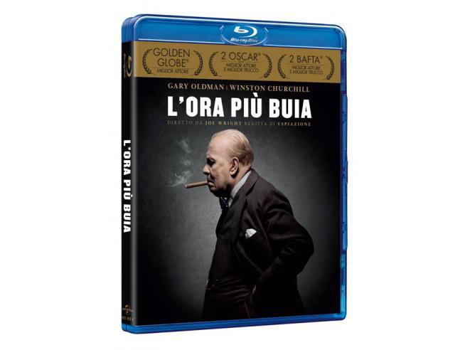 L'ORA PIU' BUIA DRAMMATICO - BLU-RAY