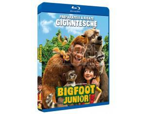 BIGFOOT JUNIOR ANIMAZIONE - BLU-RAY