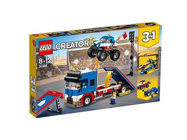 LEGO CREATOR 31085 - TRUCK DELLO STUNTMAN