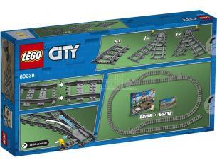 LEGO CITY TRENI 60238 - SCAMBI