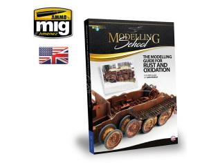 Ammo By Mig Jimenez Modelling Guide For Rust E Oxyd -eng- Libro