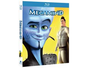 MEGAMIND ANIMAZIONE - BLU-RAY