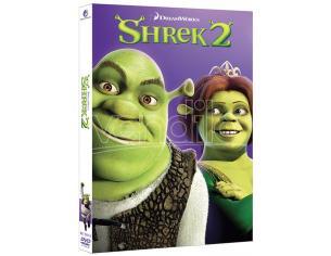 SHREK 2 ANIMAZIONE - DVD