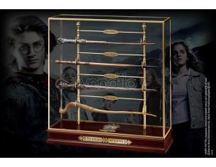 Harry Potter Espositore Bacchette Campioni Torneo Tremaghi Noble Collection