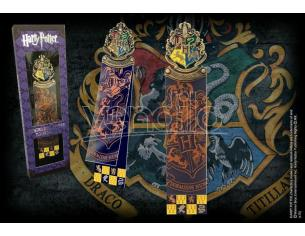 Harry Potter Segnalibro Con Stemma Casate Hogwarts Noble Collection