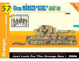 Dragon D9157 GERMAN SELF PROPELLED KIT 1:35 Modellino