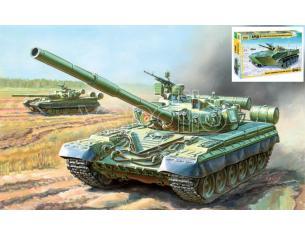 Zvezda Z3590 T-80B RUSSIAN MBT KIT 1:35 Modellino