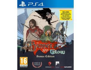 THE BANNER SAGA TRILOGY EDIZIONE BONUS GIOCO DI RUOLO (RPG) - PLAYSTATION 4
