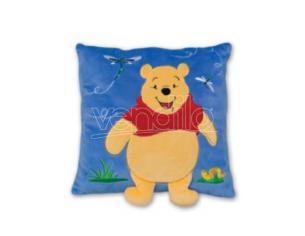 Winnie Pooh - Cuscino di Winnie con le gambe spenzolanti