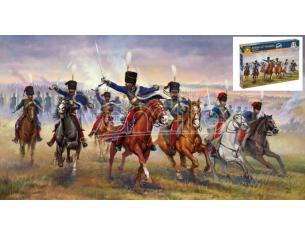Italeri IT6188 BRITISH 11th HUSSARS (CRIMEA WAR) KIT 1:72 Modellino