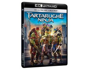 TARTARUGHE NINJA 4K HUD AZIONE - BLU-RAY