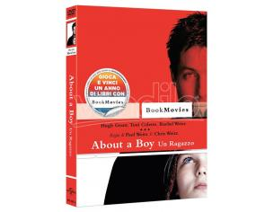 ABOUT A BOY - BOOKMOVIES COMMEDIA DVD