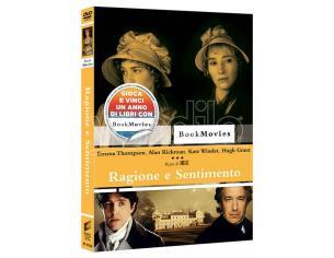 RAGIONE E SENTIMENTO - BOOKMOVIES DRAMMATICO DVD