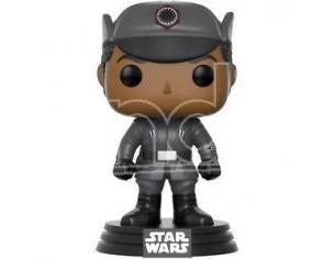 Star Wars Gli Ultimi Jedi Funko POP Film Vinile Figura Finn 9 cm