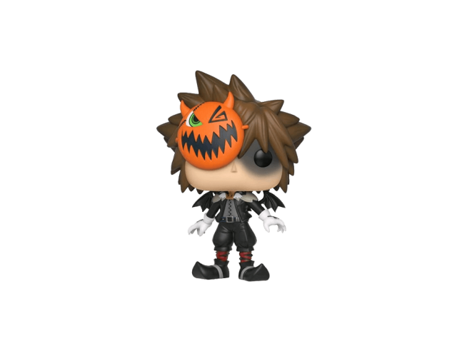 Kingdom Hearts Funko Pop Disney Vinile Figura Halloween Town Sora 9 cm Esclusiva