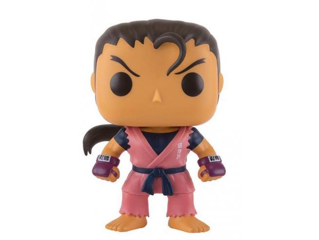 Street Fighter Funko POP VIdeogiochi Vinile Figura Dan 9 cm