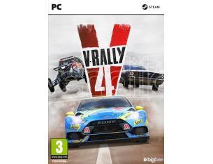 V-RALLY 4 GUIDA/RACING - GIOCHI PC