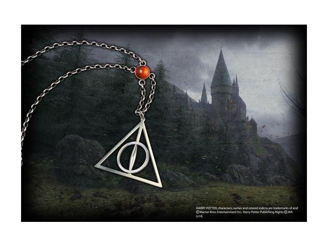 Harry Potter Collana Dei Doni Della Morte Replica Noble Collection