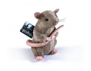 Harry Potter Peluche Crosta Il Topo Di Ron Wesley 23 Cm Noble Collection