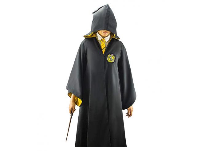 Harry Potter Vestito Da Mago Tassorosso Taglia L Ufficiale Cinereplicas